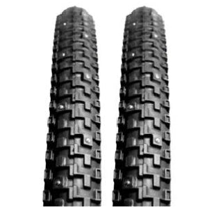 Nokian Suomi T217081 27.5x2.1 Studded Tire - Pair