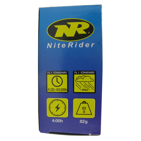 Image of Niterider Solas 250 Rechargeable Taillight - TheBikesmiths