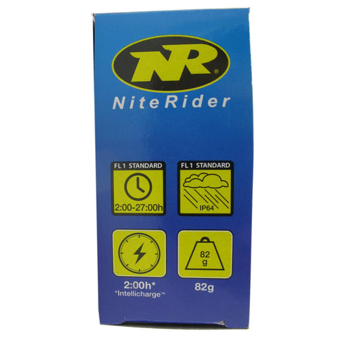 Image of Niterider 6786 Swift 300 USB Rechargeable Headlight - TheBikesmiths