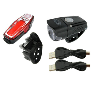 Niterider 6791 Swift 500/Sabre 80 Rechargeable Light Set - TheBikesmiths