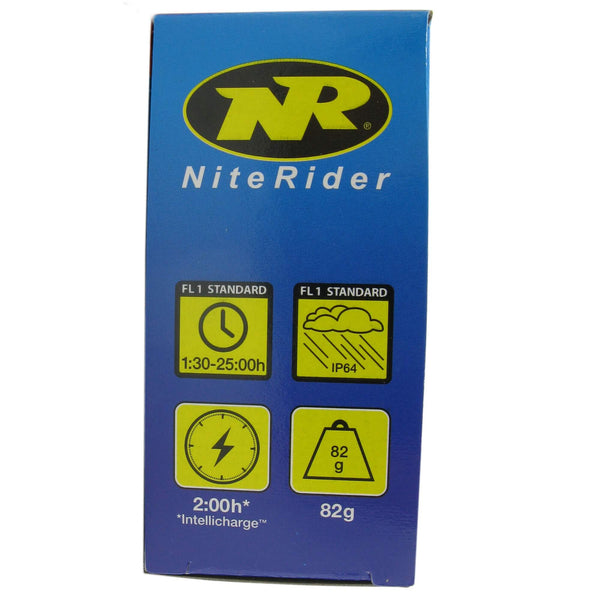 Niterider 6785 Swift 500 Rechargeable Headlight