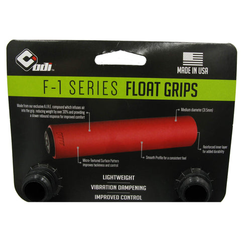 Image of ODI F-1 Float 130mm Grips - TheBikesmiths