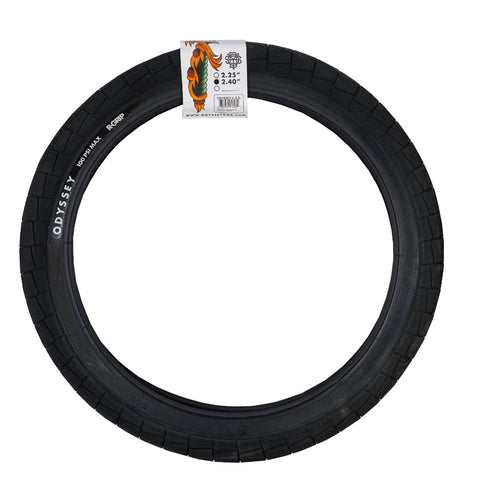 "Image of Odyssey Broc 20""x 2.4"" Signature BMX Tire"