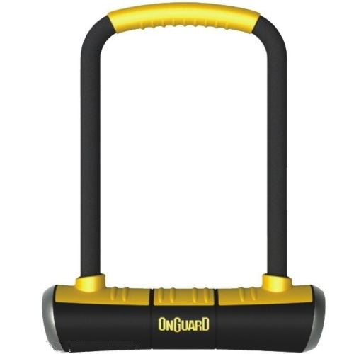 OnGuard 8003 Pitbull 115mm x 229mm Key U-Lock