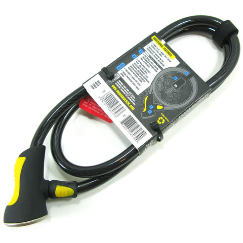 Image of OnGuard 8039 Akita 120cm x 12mm Key Cable Lock