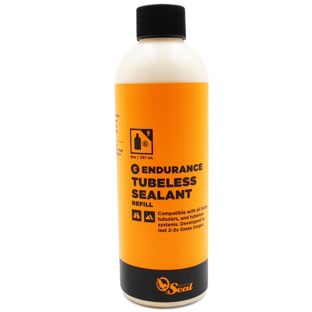 Orange Seal Endurance 8oz Tubeless Tire Sealent Refill