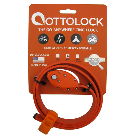 Image of OttoLock Cinch Combination Lock - TheBikesmiths