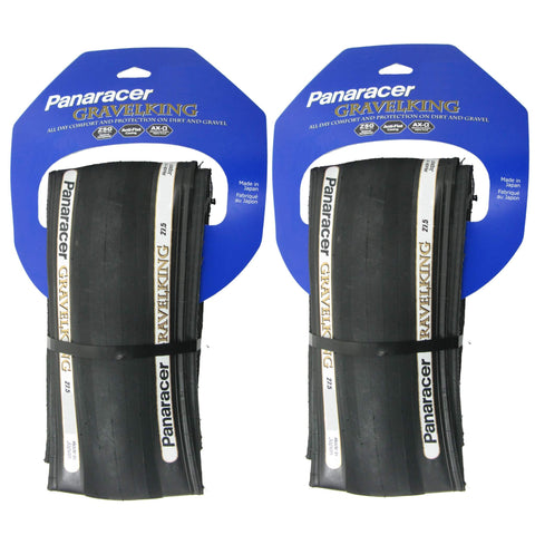 "Image of Panaracer Gravel King 650b 27.5"" Folding Tire - TheBikesmiths"