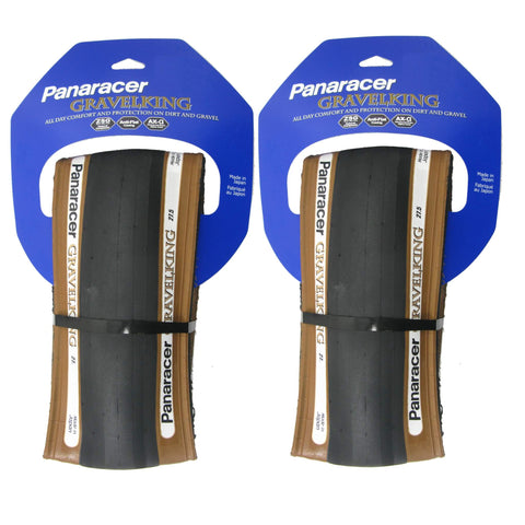 "Panaracer Gravel King 650b 27.5"" Folding Tire"