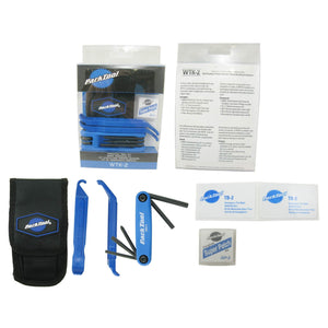 Park Tool WTK-2 Essential Bike Tool Kit - TheBikesmiths