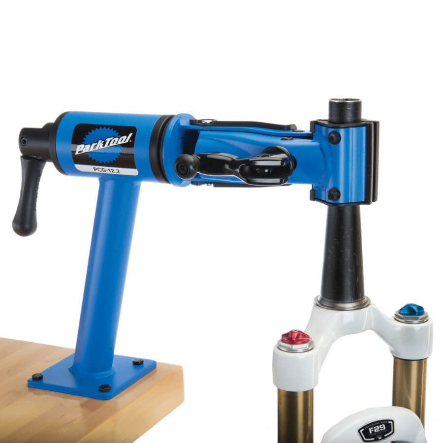 Park Tool PCS-12.2 Home Mechanic Bench Mount Stand