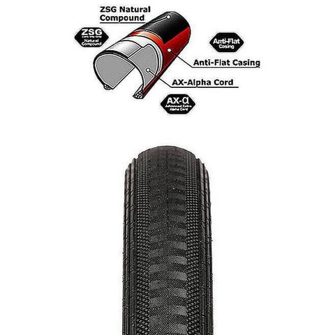 Image of Panaracer Gravelking SS TLC 700c Folding Tubeless Ready Tire