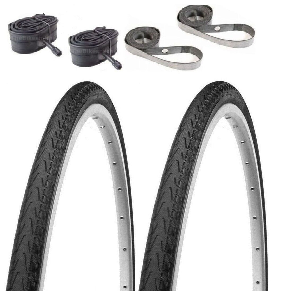 Panaracer Pasela 27-inch tire Kit with Tubes and Rim Strips