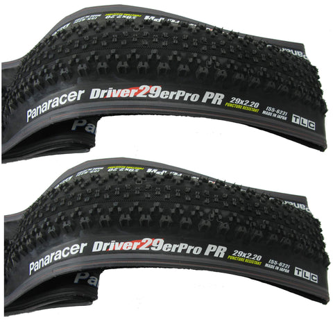 Image of Panaracer  Driver Pro 29x2.20 Folding Tubeless Ready Tire - TheBikesmiths