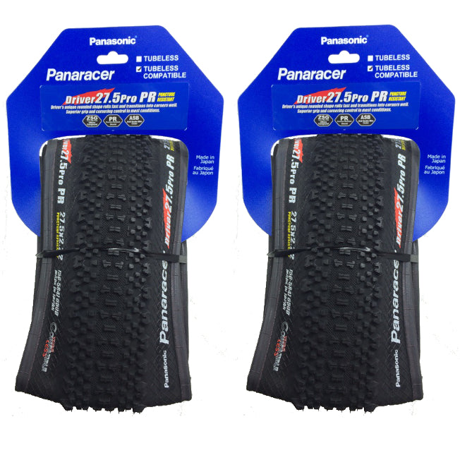 Panaracer Driver Pro PR 27.5X2.22 Puncture Resistant Tubeless Ready Tire
