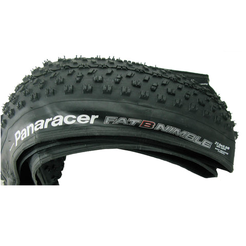 "Image of Panaracer Fat B Nimble 27.5 (650b)x3.5"" Folding Tire"