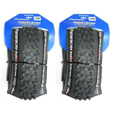 Image of Panaracer Fire Pro 27.5x2.35 (650b) Tubeless Ready Folding Tire - 2 Pack
