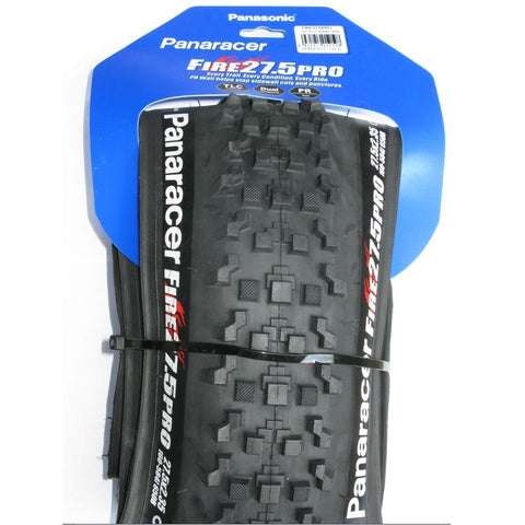 Panaracer Fire Pro 27.5x2.35 (650b) Tubeless Ready Folding Tire - Single