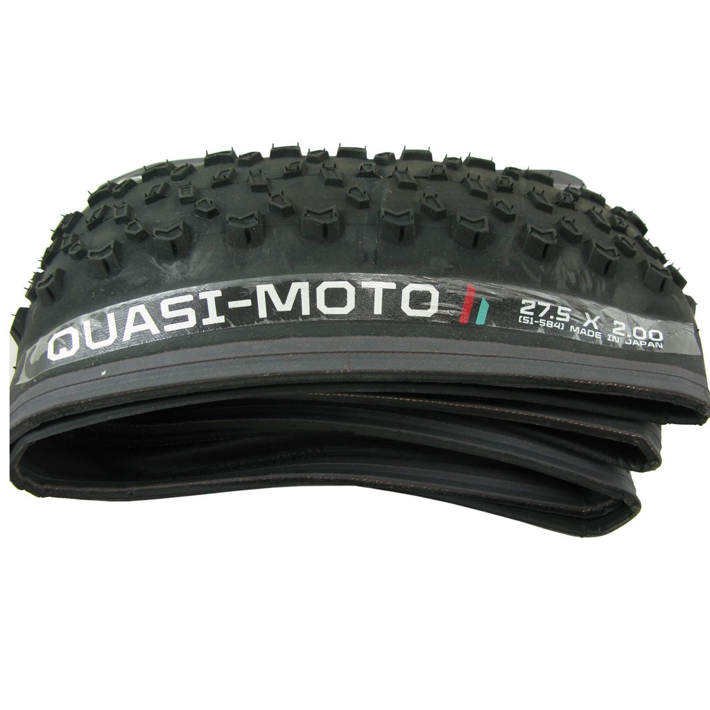 Panaracer Pancenti Quasi-Moto 27.5x2.0 Folding Tire - Single - TheBikesmiths