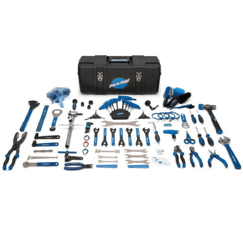 Image of Park Tool PK-3 Professional 70 Piece Tool Kit - TheBikesmiths
