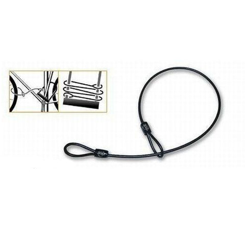 Planet Bike Wheel Tether Leash Lock Cable - TheBikesmiths