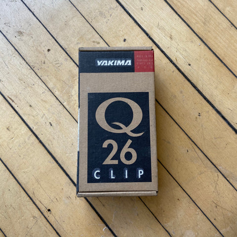 Image of New Old Stock Yakima Q-Clips for Bike Rack