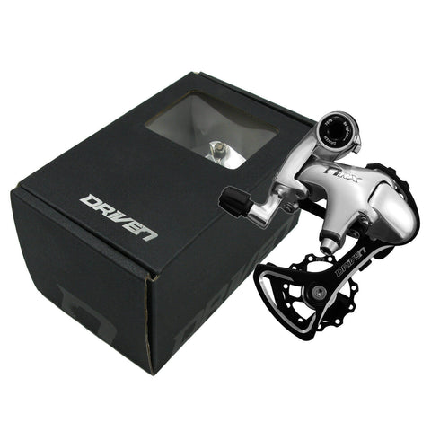 Sunrace RDRX2 Short Cage Road Rear Derailleur 9/10-speed - TheBikesmiths