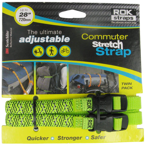 ROK Straps Adjustable Stretch Cords - TheBikesmiths