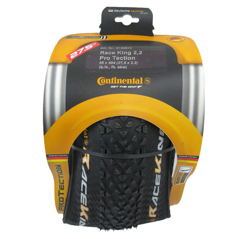Image of Continental Race King ProTection 27.5x2.2 Tubeless Ready Folding Tire - Single - TheBikesmiths