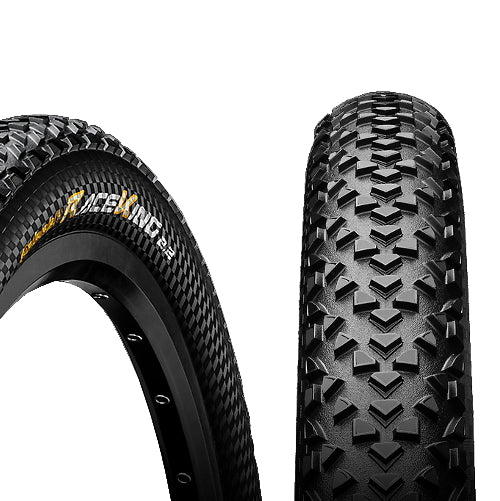 Continental Race King ProTection 26x2.2 Tubeless Ready Folding Tire - 2 Pack - TheBikesmiths