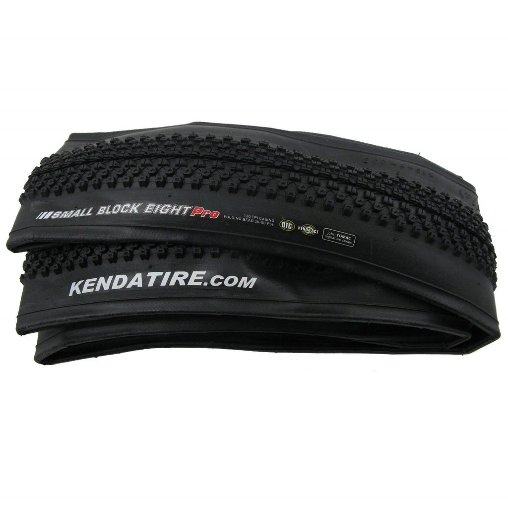 Kenda Small Block Eight PRO K1047 700c Tubeless Ready Folding Tire - TheBikesmiths