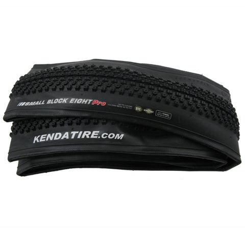 Image of Kenda Small Block Eight PRO K1047 700c Tubeless Ready Folding Tire - TheBikesmiths