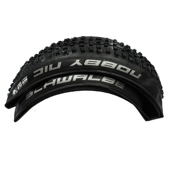Schwalbe Nobby Nic Snakeskin 29x 2.25 Tubeless Ready Folding Tire - Single