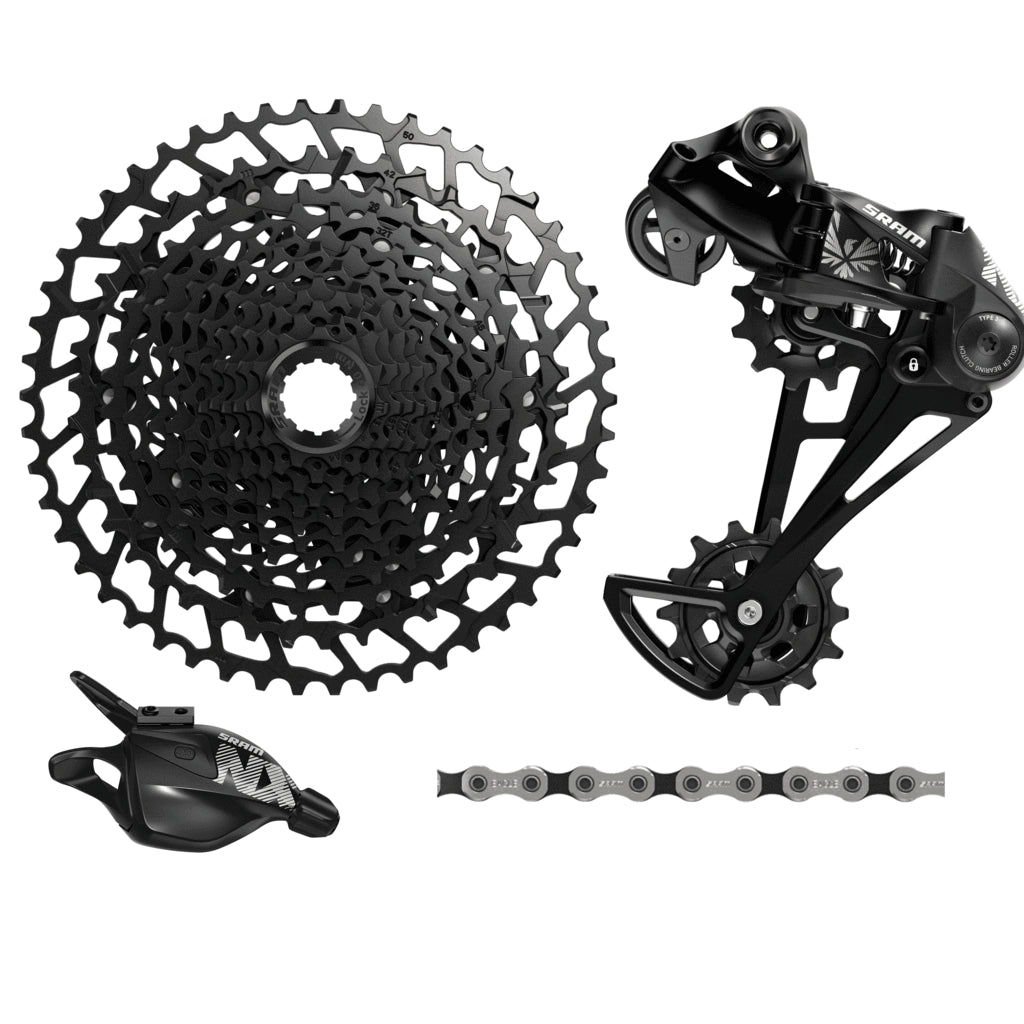SRAM Eagle NX 12 Speed Kit w/ GX Chain - TheBikesmiths