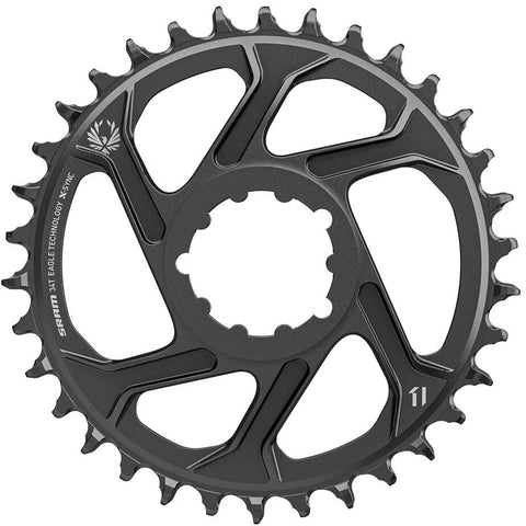 SRAM GX Eagle X-Sync 2 Direct Mount Chainring - 3mm Offset