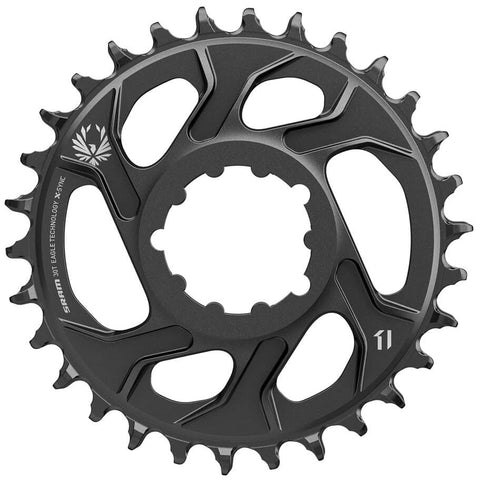 SRAM GX Eagle X-Sync Direct Mount Chainring - 6mm Offset