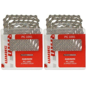 SRAM PC-1091 10 Speed Chain 2-Pack