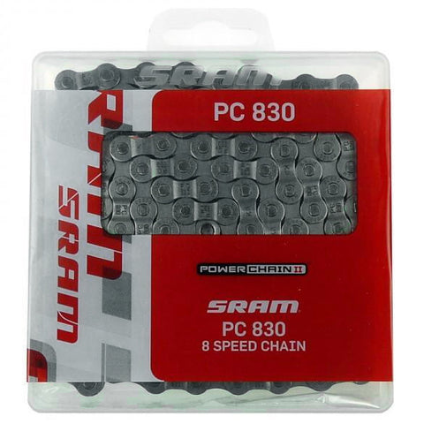 Image of SRAM PC-830 5-8 Speed Chain - TheBikesmiths