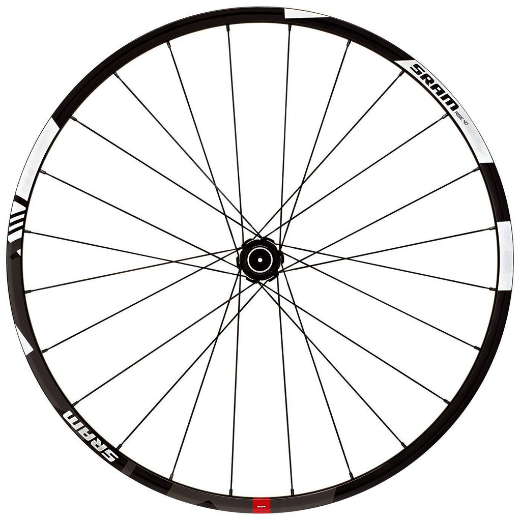"SRAM Rise 40 26"" Tubeless Ready Disc Front Wheel - TheBikesmiths"