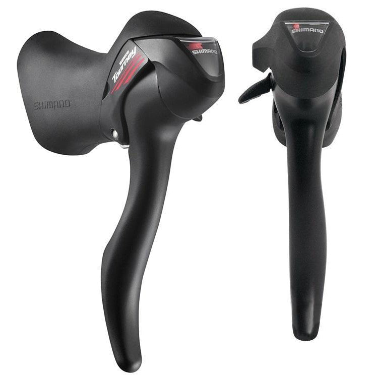 Shimano ST-A070 Tourney 2x7 Speed Shift-Brake Lever Set