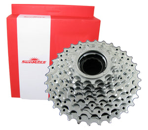 SunRace MF-E90 9-Speed Freewheel 13-32T