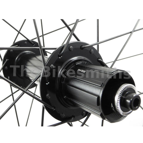 Image of Sun Ringle MuleFut 80SL V2 Formula 150mm TA Front 190mm QR Rear Fat Bike Wheelset - TheBikesmiths
