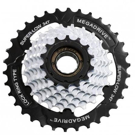 Sunrace MF-M2A 7-Speed Freewheel