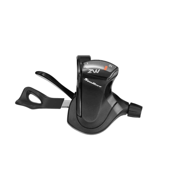 Sunrace 12-speed Trigger Shifter with Podium Top Gear Display Window