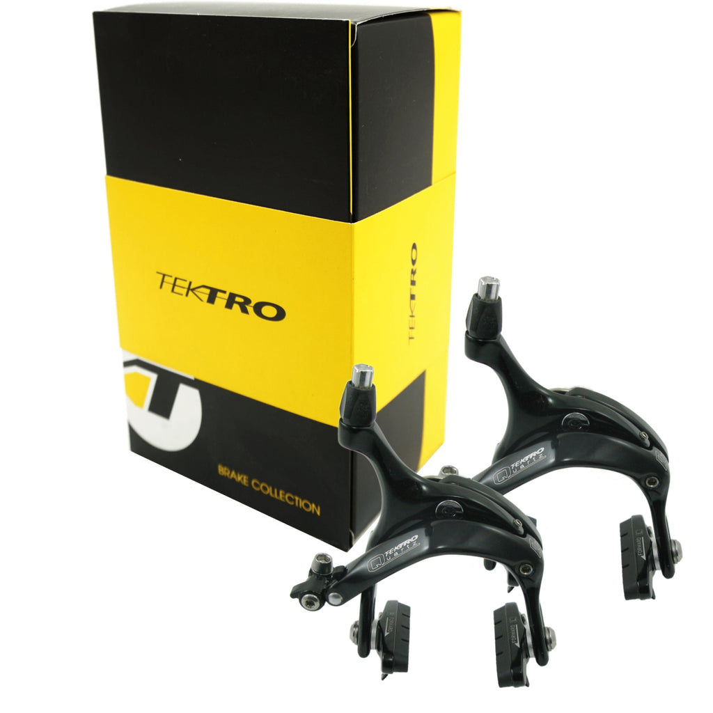 Tektro R737 Road Bike Front and Rear Brake Caliper Set - TheBikesmiths