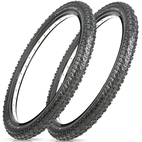 "Image of Tioga Psycho Genius 26"" Folding Tubeless Tire"
