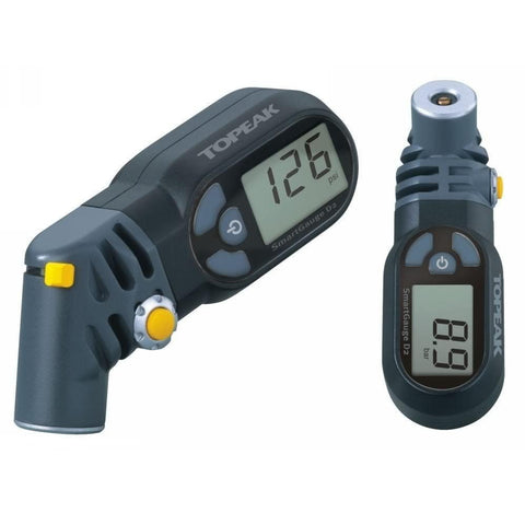 Image of Topeak D2 Digital Smart Gauge Head Tire Pressure TSG-02 - TheBikesmiths