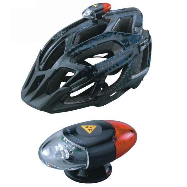 Topeak Headlux TMS034 CR2032 Battery Helmet Lightset - TheBikesmiths