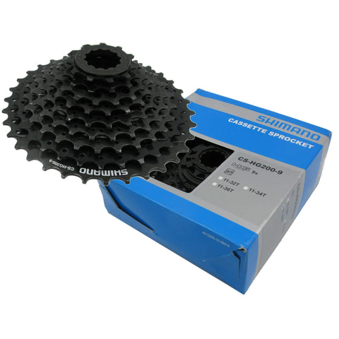 Image of Shimano Altus HG-200 9 Speed Cassette
