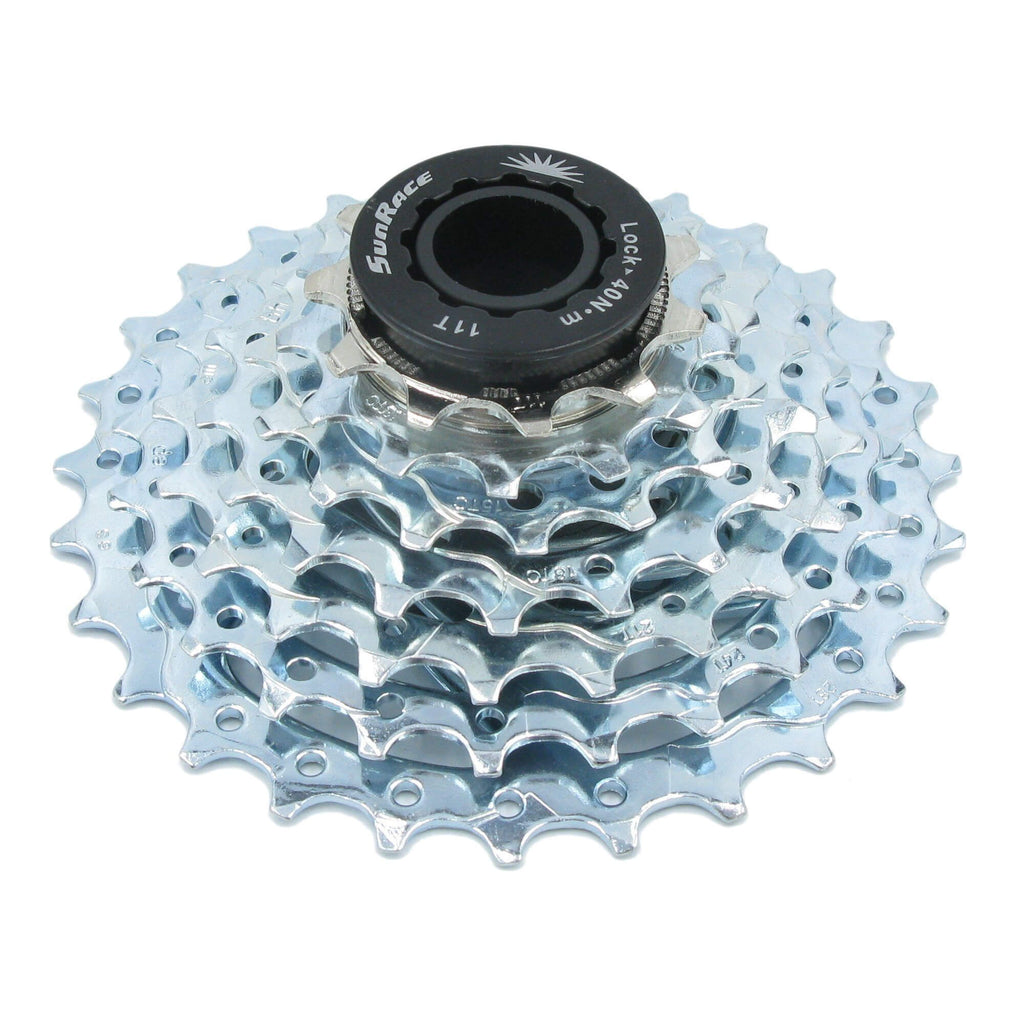 Sunrace CSM40 7 Speed Cassette - TheBikesmiths